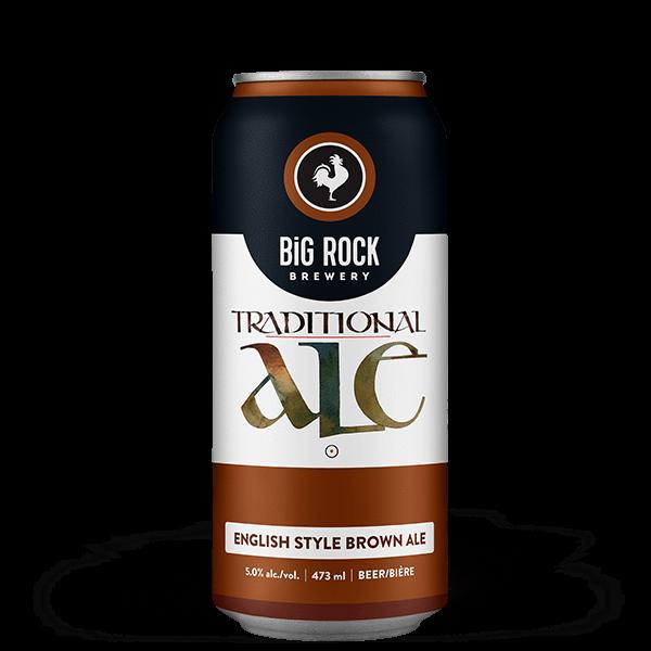 Big Rock Traditional Ale Big Rock Brewery